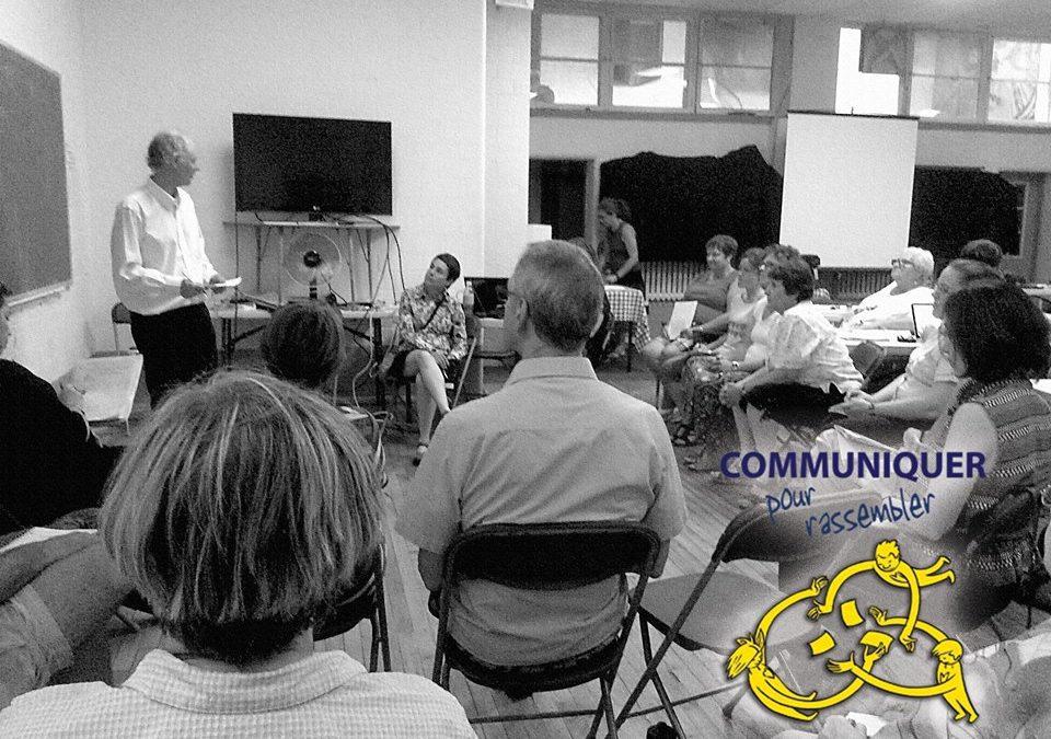 Atelier « Communiquer pour rassembler »