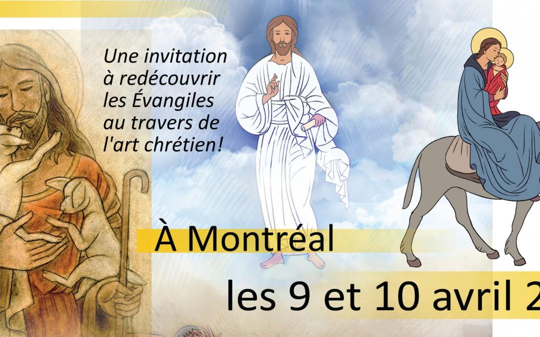 Atelier «Images des Évangiles»