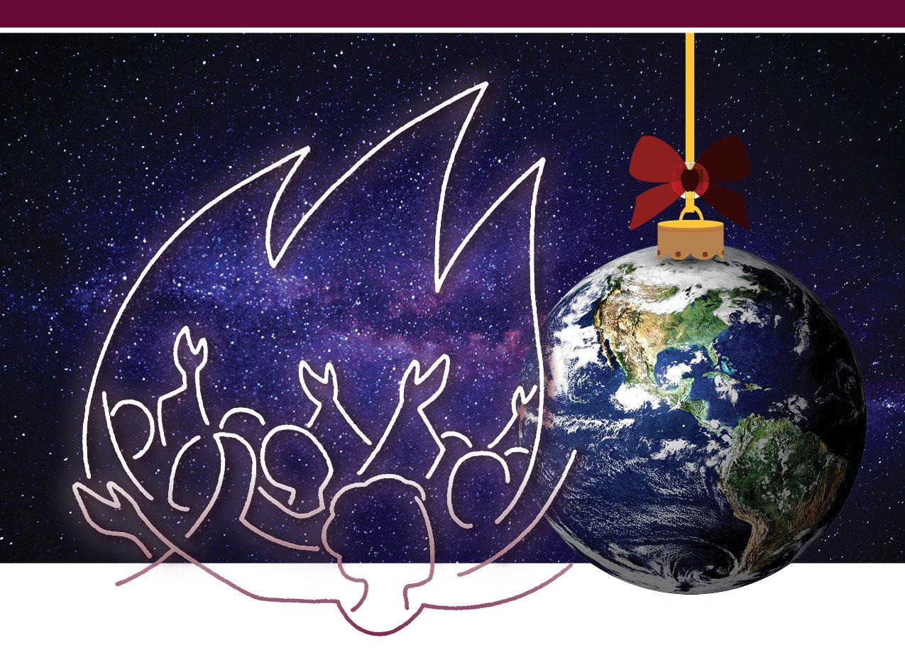 Paix en ce Noël !
