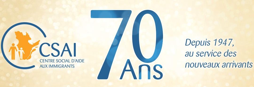 70 ans du CSAI