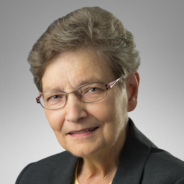 Doctorat honorifique à Gisèle Turcot, sbc